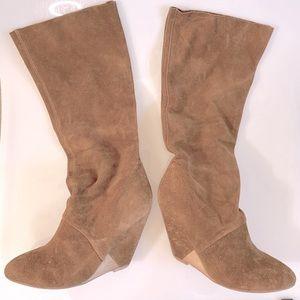 """Aldo Women's """"Dehne"""" Wedge Heel Knee High Boots"""